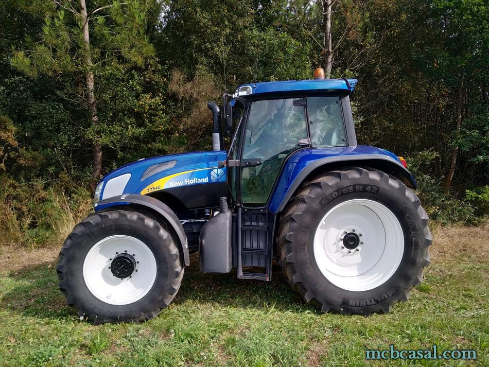 New Holland TVT 175 10