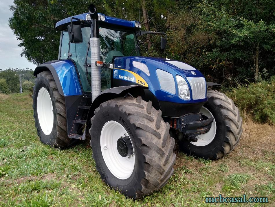 New Holland TVT 175 5
