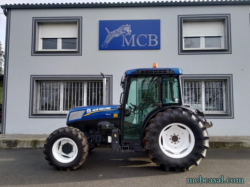New Holland T 4050 F 1