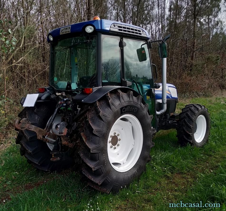 New Holland T 4050 F 10