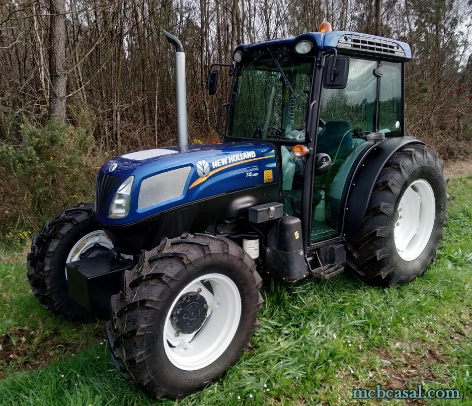 New Holland T 4050 F 9