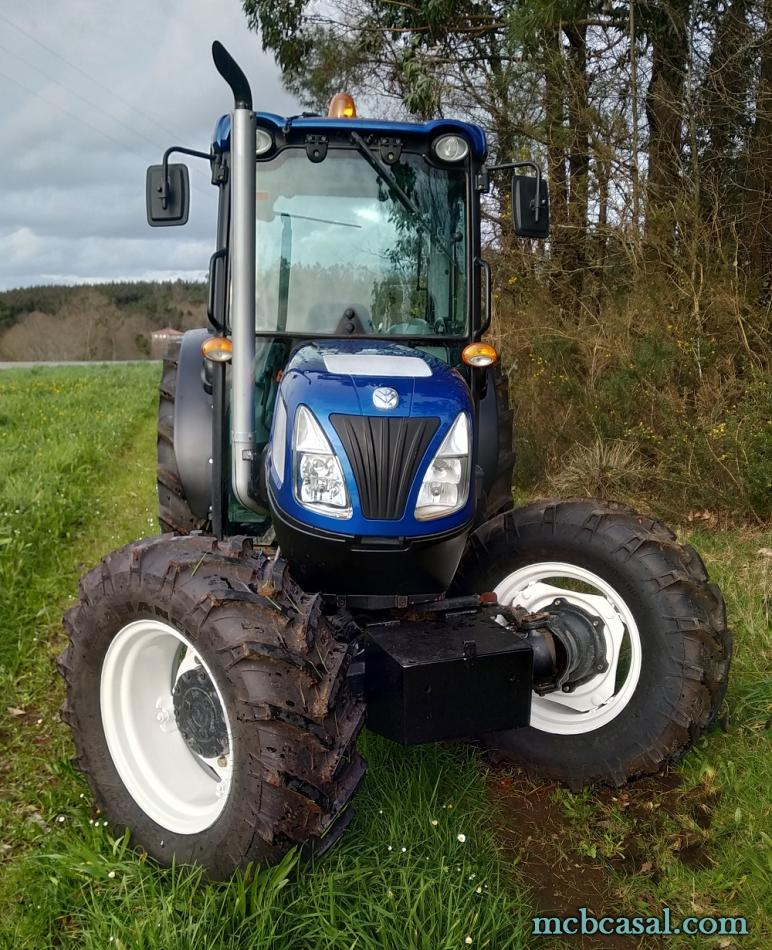 New Holland T 4050 F 7