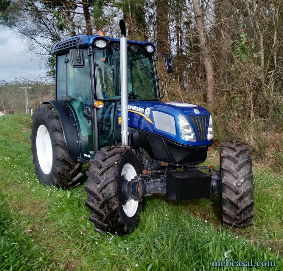 New Holland T 4050 F 5