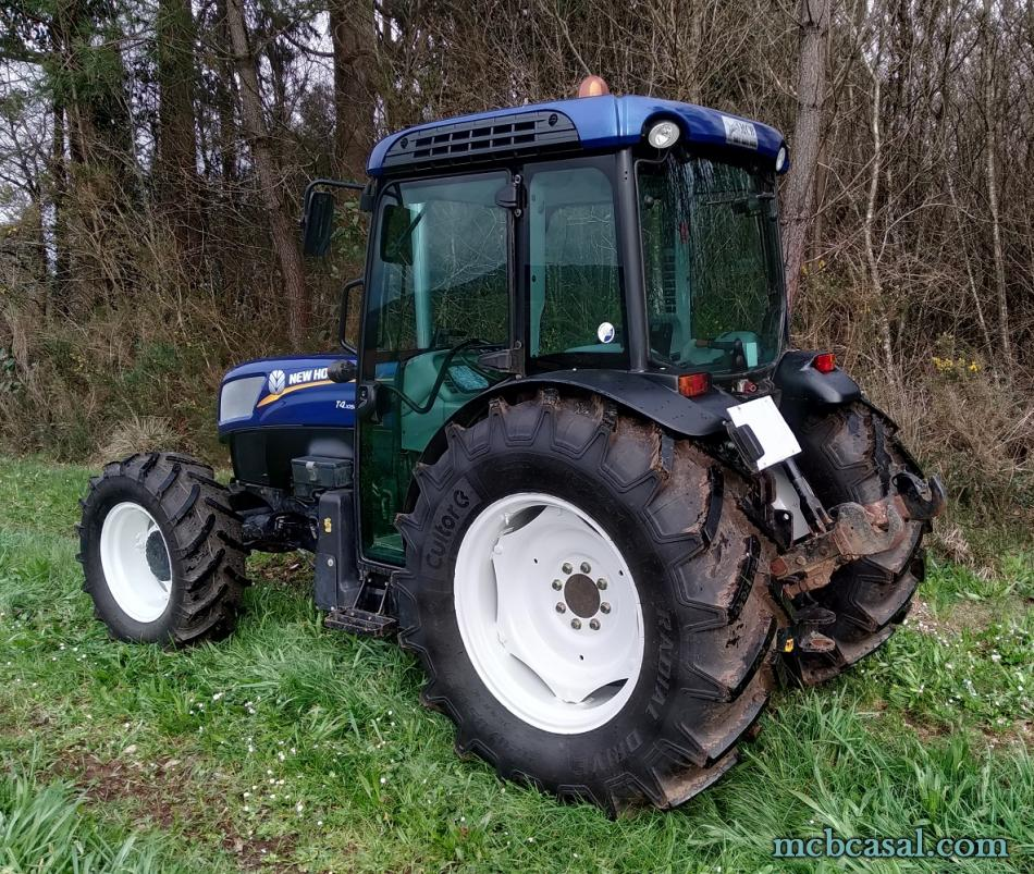 New Holland T 4050 F 11
