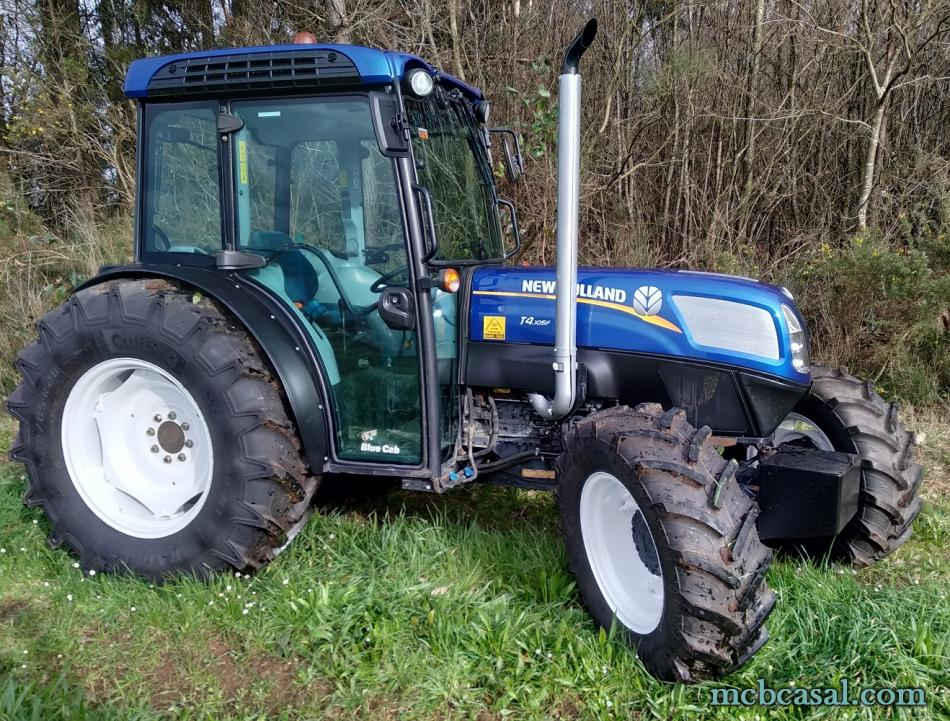 New Holland T 4050 F 4