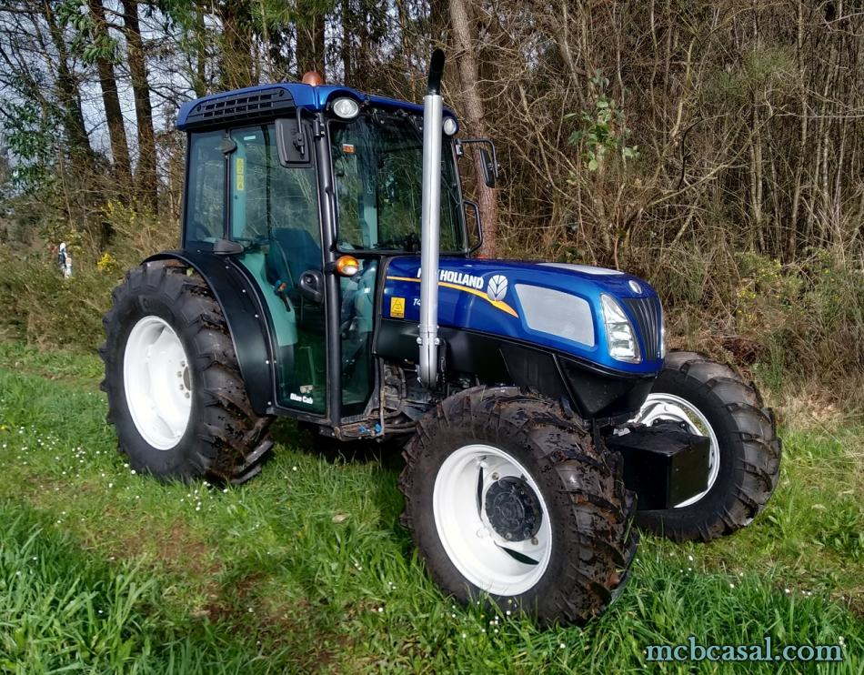 New Holland T 4050 F 3