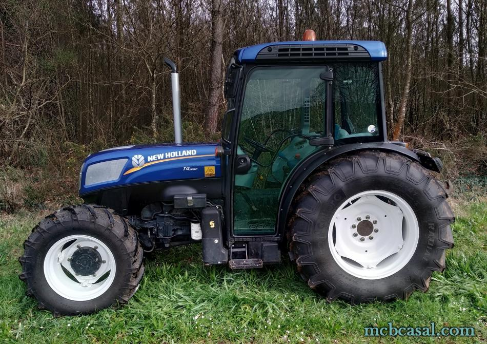 New Holland T 4050 F 8