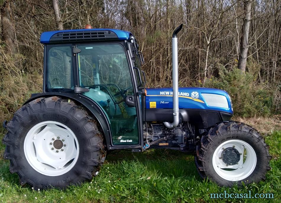 New Holland T 4050 F 2