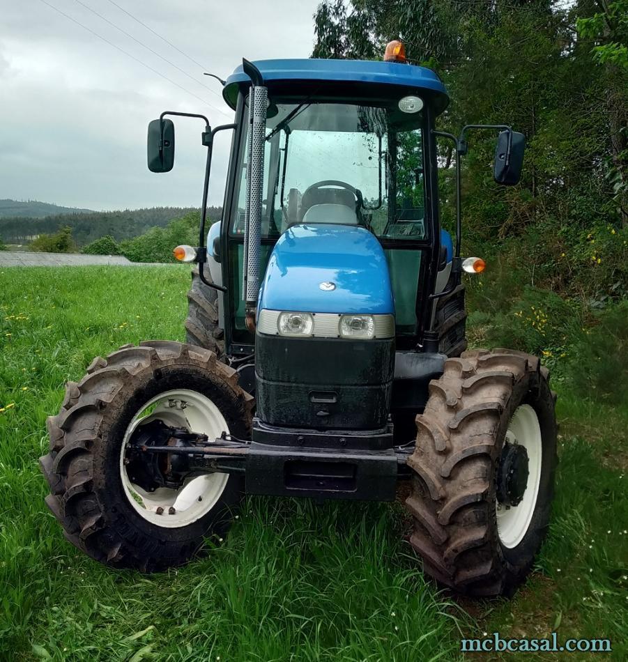 New Holland TD 5050 6