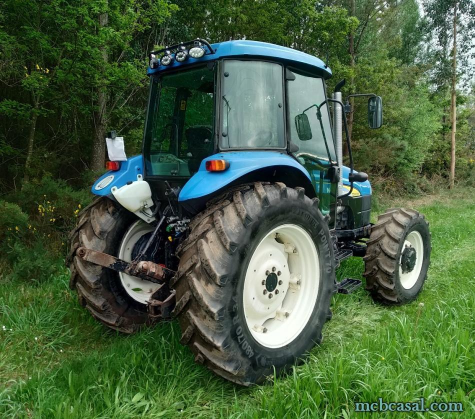 New Holland TD 5050 4