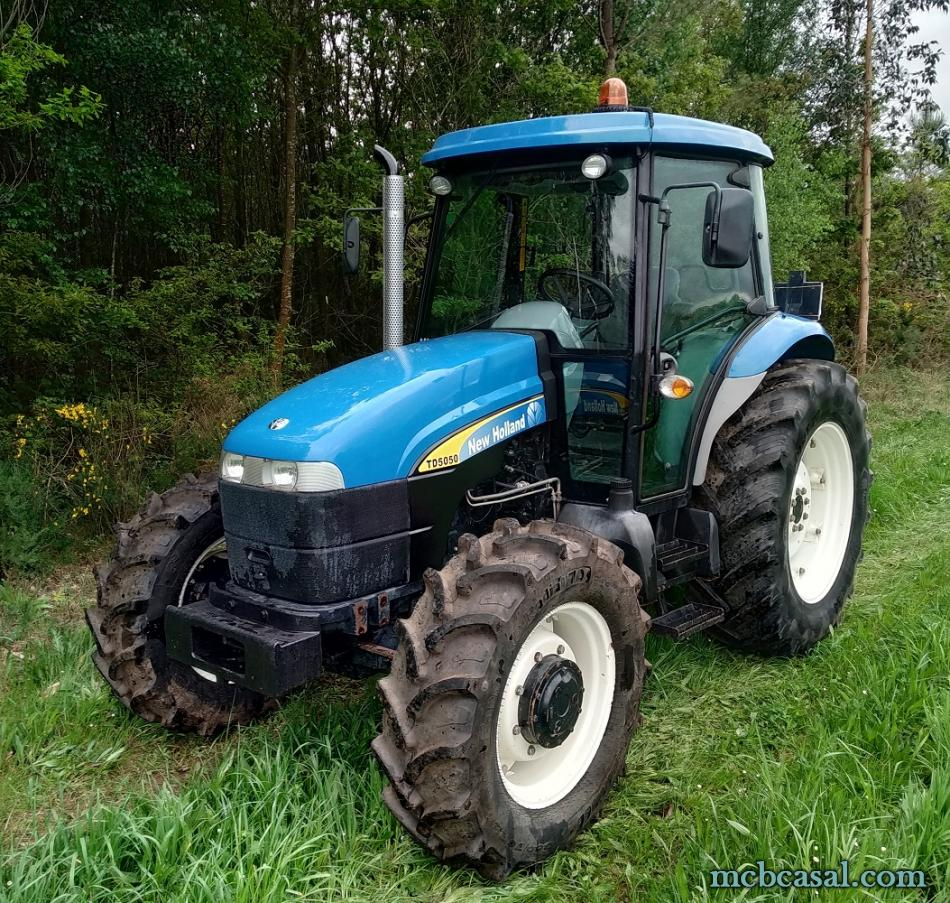 New Holland TD 5050 7