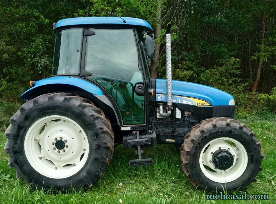 New Holland TD 5050 3