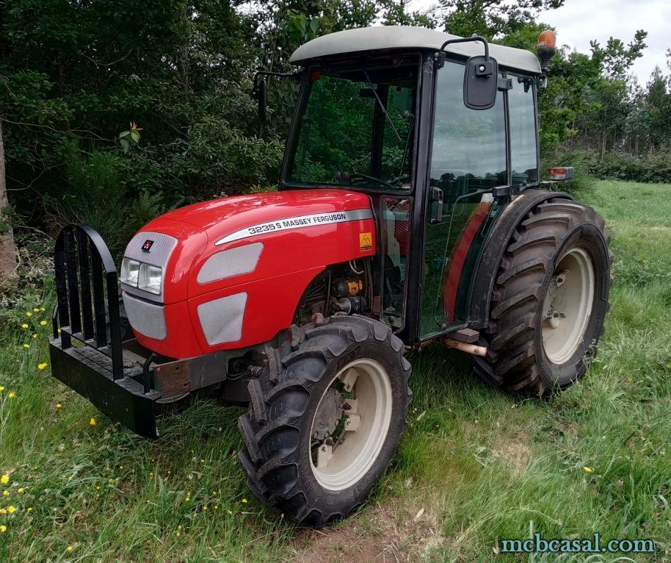 Massey Ferguson 394 S 10