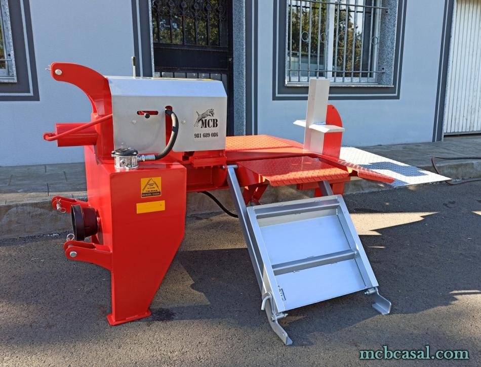 Astilladora 25 HMV 10