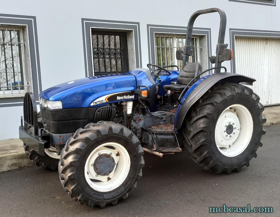 New Holland TN 75 D 2