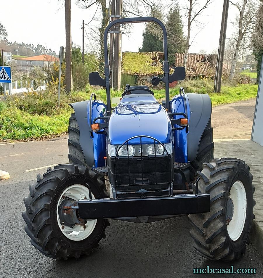 New Holland TN 75 D 11