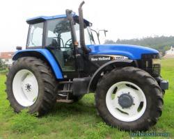 New Holland M115