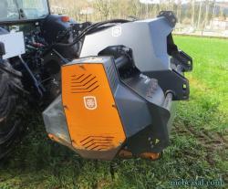 Desbrozadora forestal Cancela modelo TGS-160D