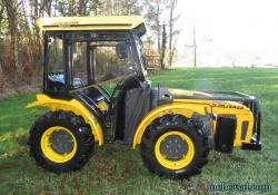 Tractor Paquali Ergo 5.80